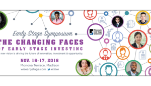 2016 Early Stage Symposium